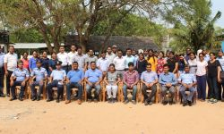 Health Camp for Flood Victims of Oddusuddan